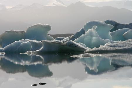 Glacier Jökulsarlon 1