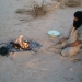 preparation de la taguela par Ahmed